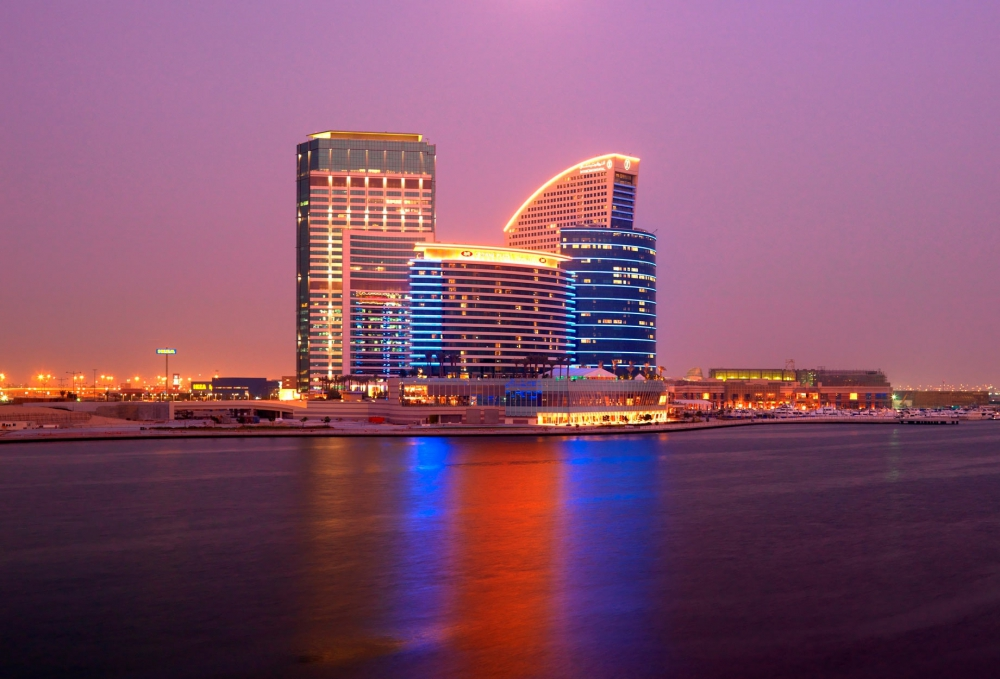 InterContinental Hotel-Dubai